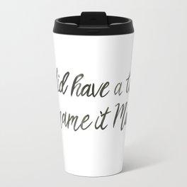 Tumor Travel Mug