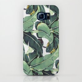The Golden Girls Blanche Devereaux Banana Leaves Tapestry iPhone Case