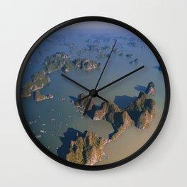 Ha Long Bay, Vietnam Wall Clock