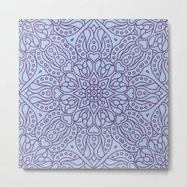 Mandala 35 Metal Print