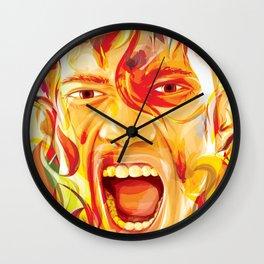 Provoke I Wall Clock