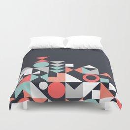 Modern Geometric 30 Duvet Cover