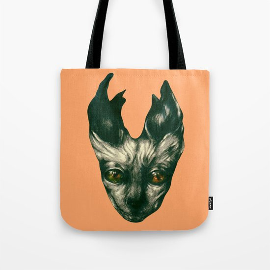 SOUND of FEAR Tote Bag