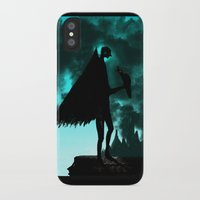 birdy iPhone & iPod Cases featuring Birdy by Fantasticvolk's Magical World