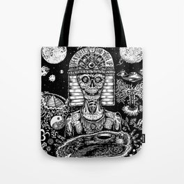 Awakening in Union Tote Bag