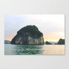 Halong Bay Canvas Print