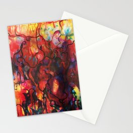 Mouth Music Stationery Cards
