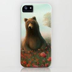 The bear Slim Case iPhone (5, 5s)