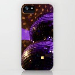 Disco Ball iPhone Case