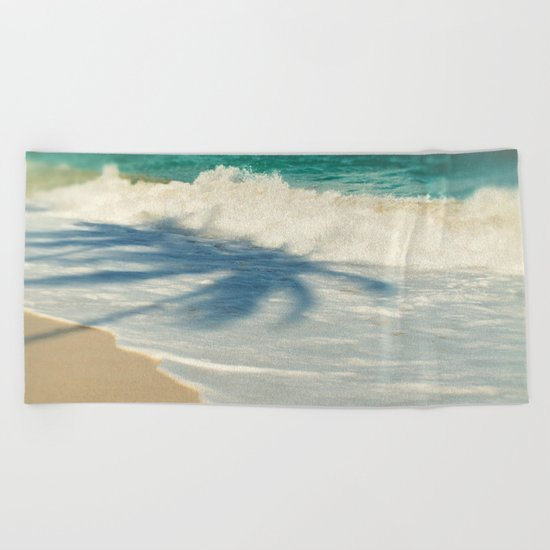 SEA-MY-TREE Beach Towel