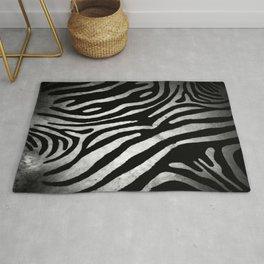 Zebra rug decor Rug