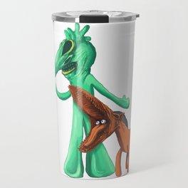 Gumbyjuice Travel Mug
