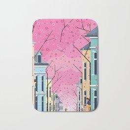 Aldstadt, Bonn ft. Cherry Blossom Bath Mat