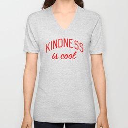 Kindness is Cool Unisex V-Neck