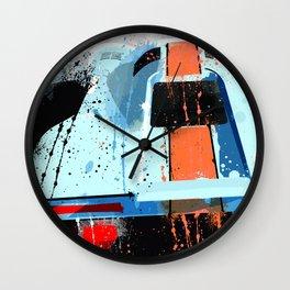 PORSCHE 917 K Le Mans Wall Clock