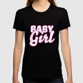 Kawaii Daddy's Baby Girl Kink product | DDLG ABDL BDSM T-shirt