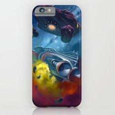 Disaster in Deep Space iPhone 6s Slim Case