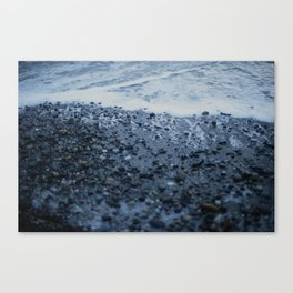 Tempered Tide Canvas Print