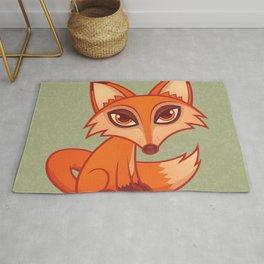 Red Fox Rug