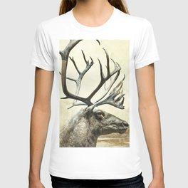 Hi, I am reindeer T-shirt