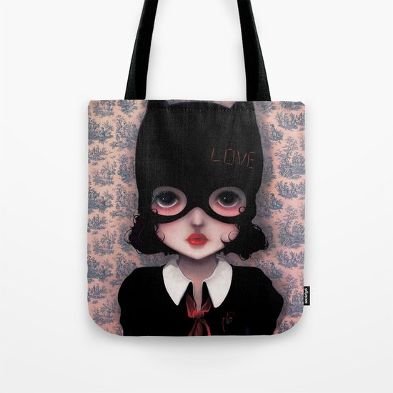 Coleslaw my love Tote Bag