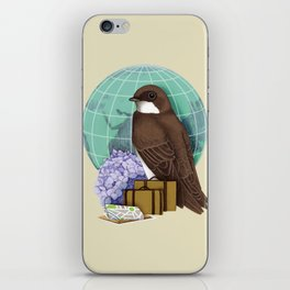 Little World Traveler iPhone Skin