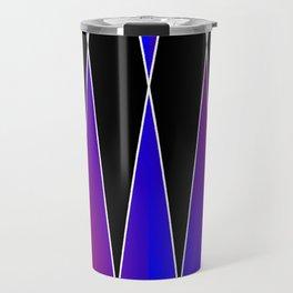 Art Deco 'Fractured' Travel Mug
