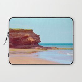 Red Cliffs Red Sands Laptop Sleeve