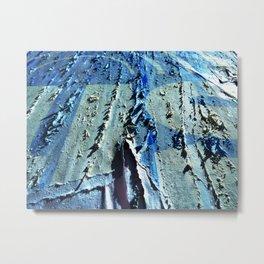 Urban Abstract 64 Metal Print