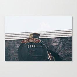 H Express Canvas Print