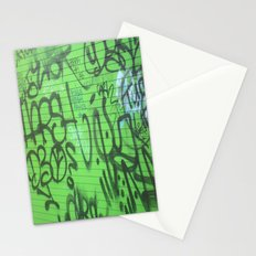 New Orleans Graffitti Stationery Cards
