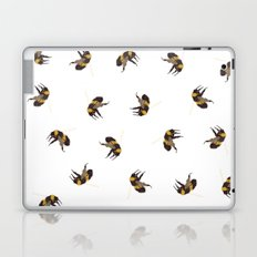 Bumble Bee Pattern Laptop & iPad Skin