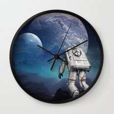 Searching Home Wall Clock