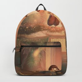 Grave of the Fireflies Backpack