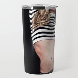 Body Language Travel Mug
