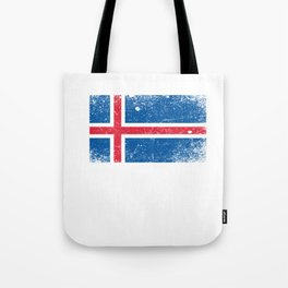Skal Norwegian Flag Friendship Scandinavian Toast Drinking Norges Flagg Gifts Tote Bag