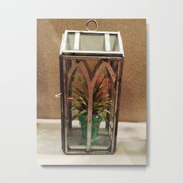 Terrarium Metal Print