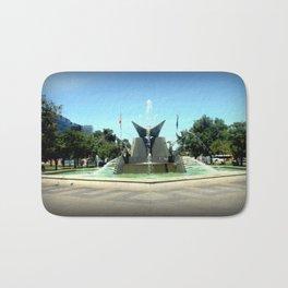 Victoria Square Fountain - Adelaide Bath Mat