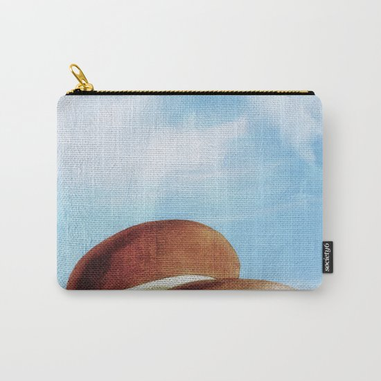 Mushroom Heaven Carry-All Pouch