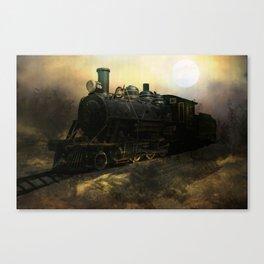 Old Master at Midnight Canvas Print