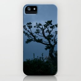 Jeju Storm iPhone Case