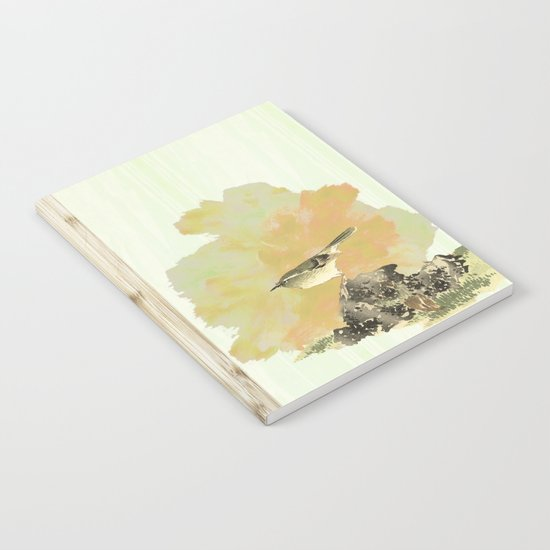 Oh !To be a bird! Notebook