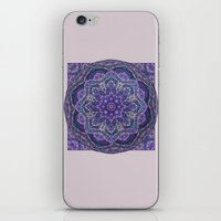 batik iPhone & iPod Skins featuring Batik Meditation  by DebS Digs Photo Art