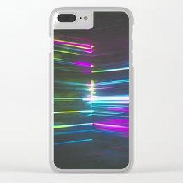 seam Clear iPhone Case