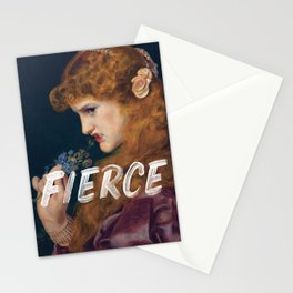 Fierce - Feminist Stationery Cards