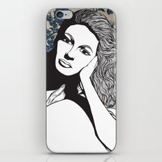 Frances Farmer iPhone & iPod Skin