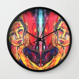 mindless Wall Clock