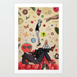Xposed  Collection -- Immaculate Art Print