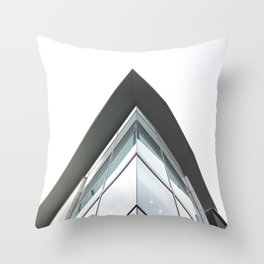 AX Liverpool Edge Throw Pillow