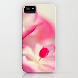Begonia Gum Drop iPhone Case